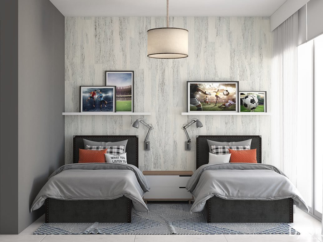 Best Shared Kids' Room Ideas Sailing Inspired Design By Dkor With Pictures