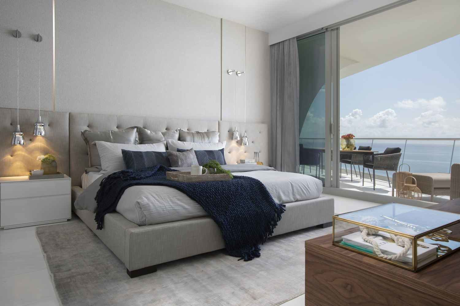 Best Sunny Isles Beach Condo Design Residential Interior With Pictures