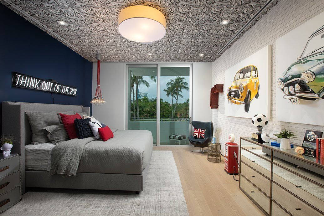 Best Fun Room Ideas Modern And M*T*R* Boy's Bedroom Design With Pictures