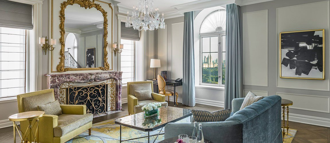 Best Grand P*Nth**S* Suite With Central Park Views The Plaza With Pictures