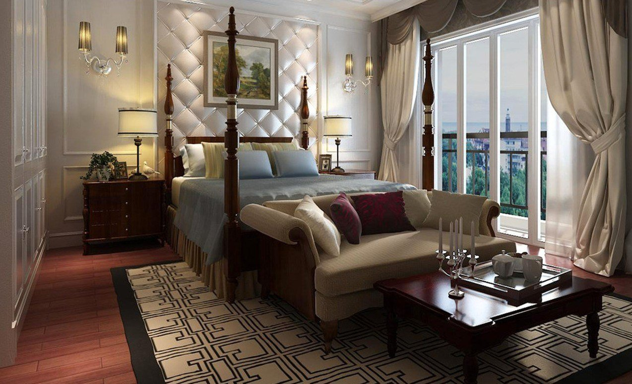 Best Luxurious Bedroom Design Concepts For A Fashionable House With Pictures