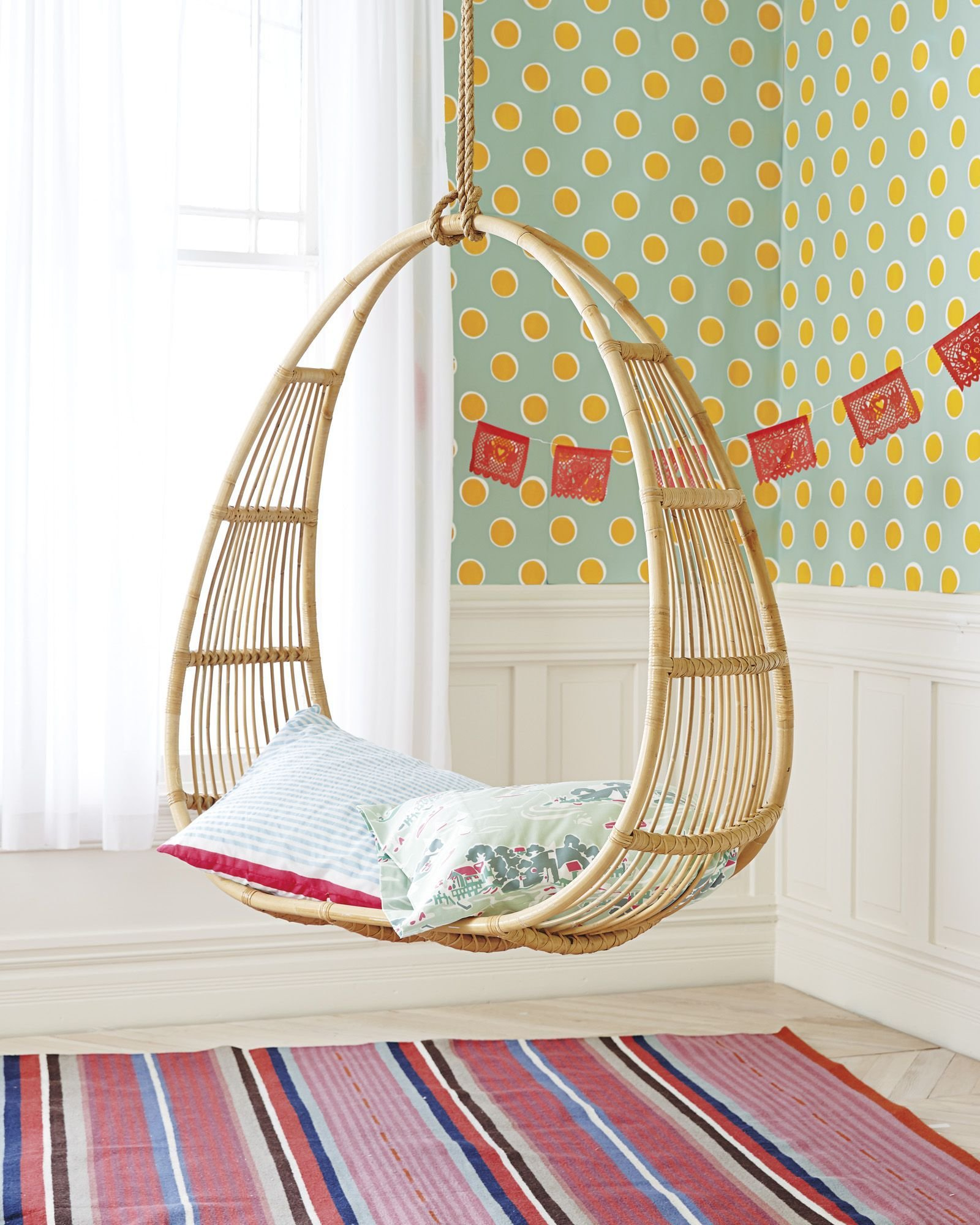 Best Hanging Rattan Chair For Interior And Exterior Uses Traba Homes With Pictures