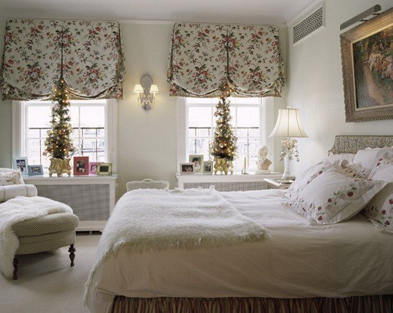 Best 41 Stunning Christmas Bedroom Decorating Ideas And Inspiration With Pictures