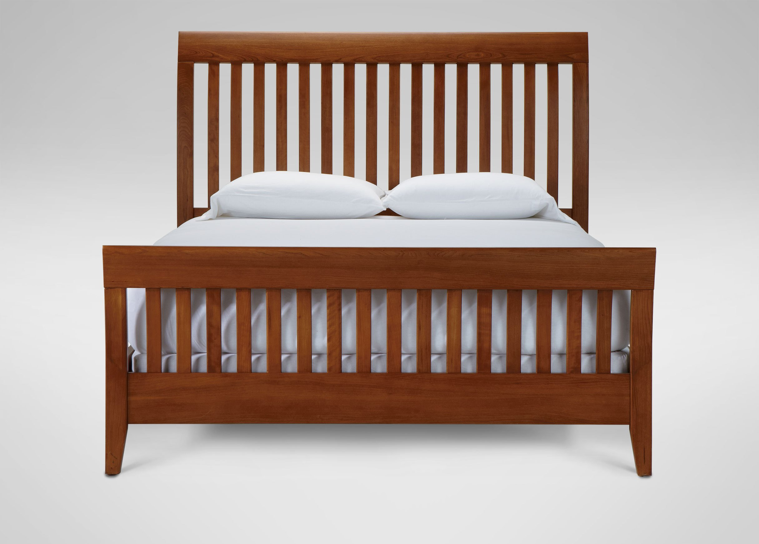 Best Teagan Sleigh Bed Beds Ethan Allen With Pictures