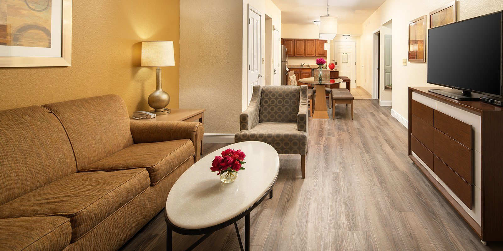 Best Three Bedroom Apartment Style Suites In Orlando Fl With Pictures