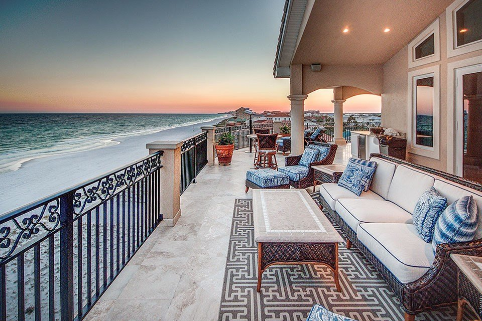 Best Destin Fl Gulf Front Rentals Five Star Properties With Pictures