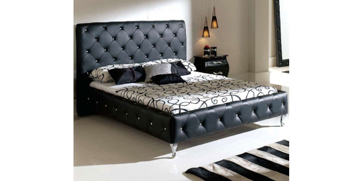 Best Nelly Bedroom Set In Black By Dupen Made In Spain With Pictures