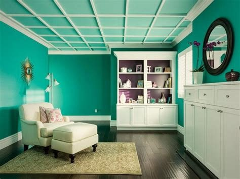 Best How To Repairs » How To Make Aqua Color Paint For Home With Pictures