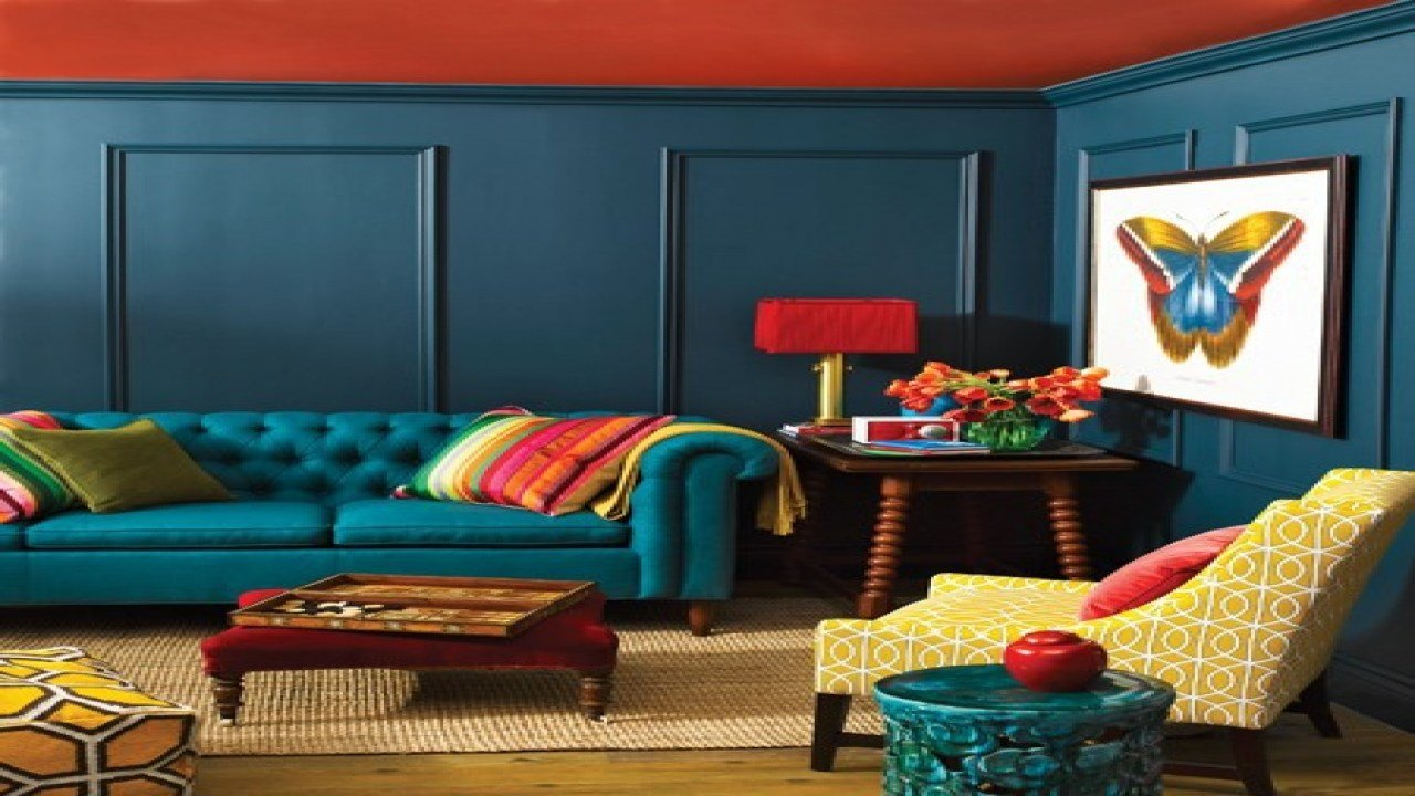 Best Teal And Orange Living Room Decor With Pictures