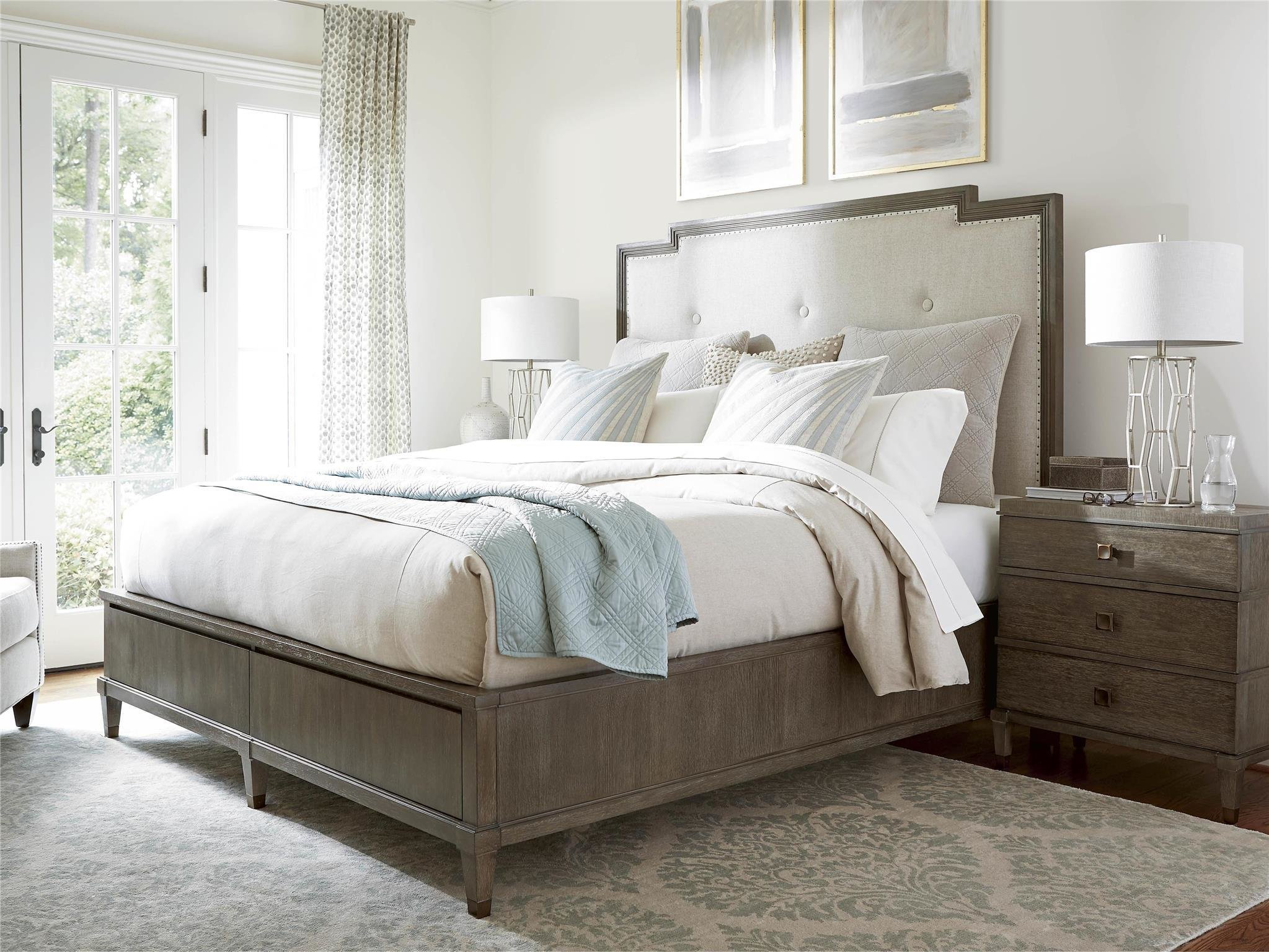 Best Universal Furniture Playlist Harmony Queen Bed With Storage With Pictures