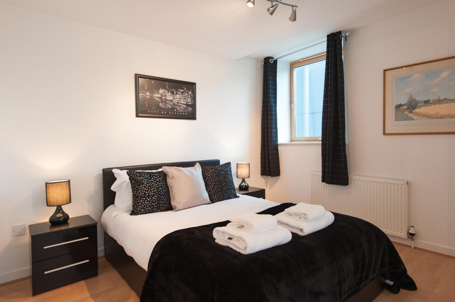 Best Apartments In Glasgow Pinnacle Apartments Three Bedroom With Pictures