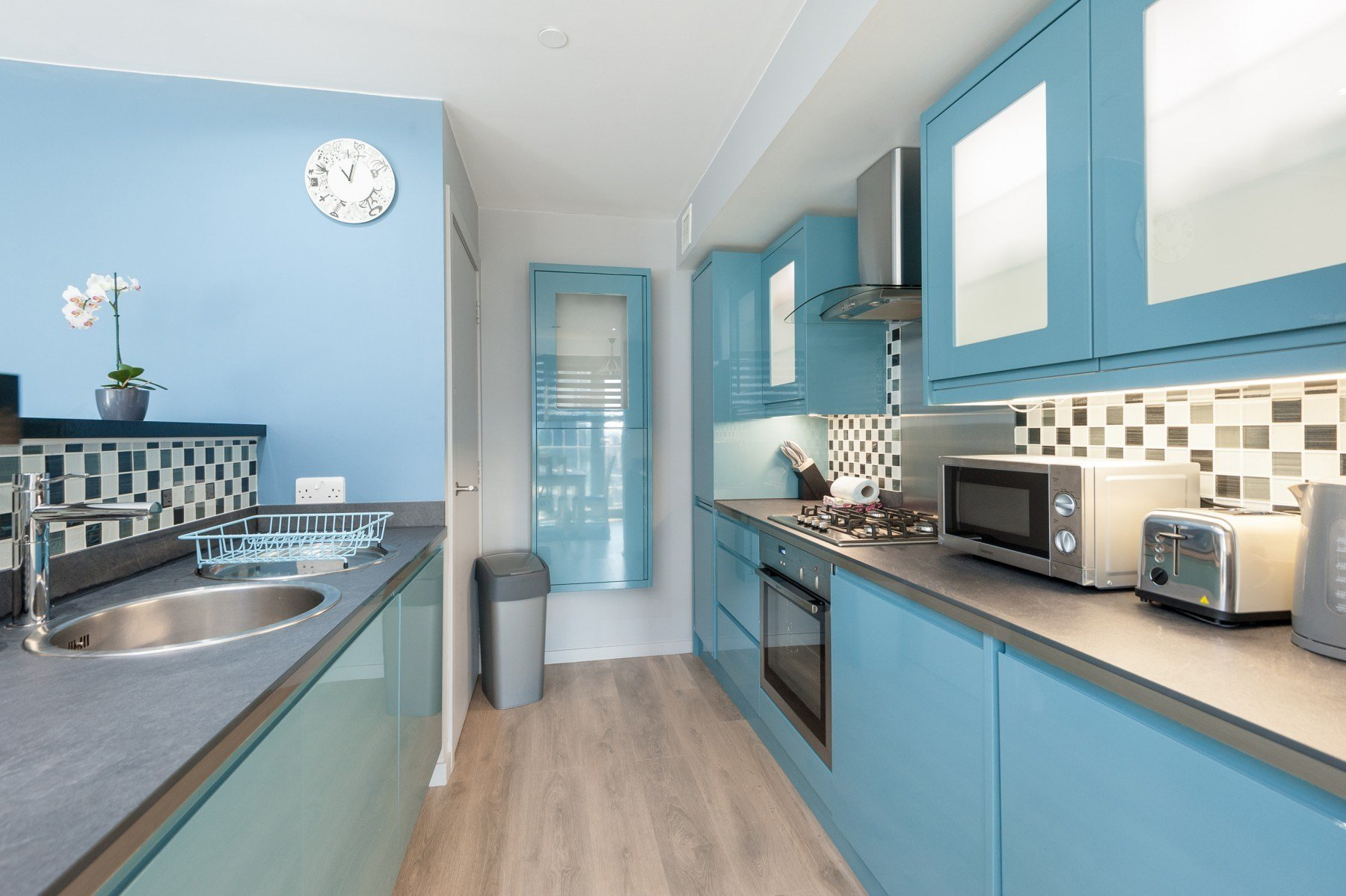 Best Apartments In Glasgow Matrix Apartments Three Bedroom With Pictures