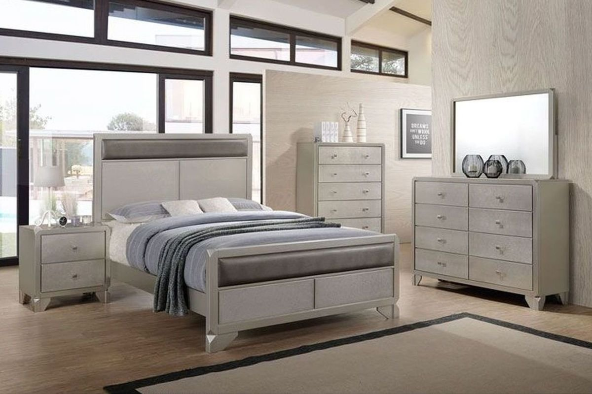 Best Noviss Queen Bedroom Set At Gardner White With Pictures