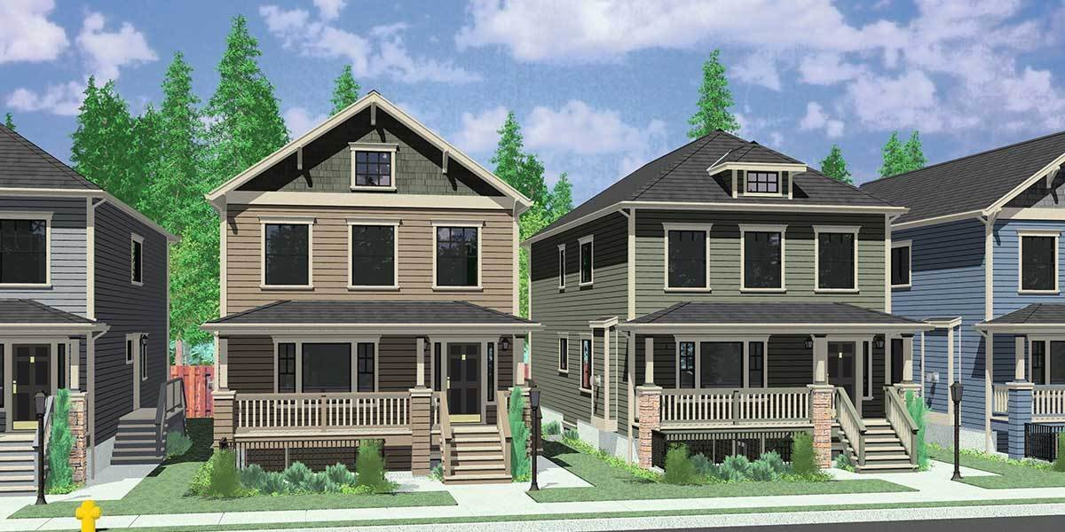 Best Multi Generational House Plans 8 Bedroom House Plans D 592 With Pictures