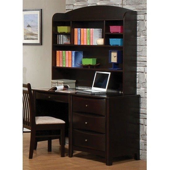 Best Phoenix Collection Bedroom Furniture Computer Student Desk With Pictures