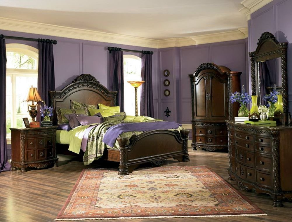 Best Opulent North Shore Bedroom Set Furniture – Homes With Pictures