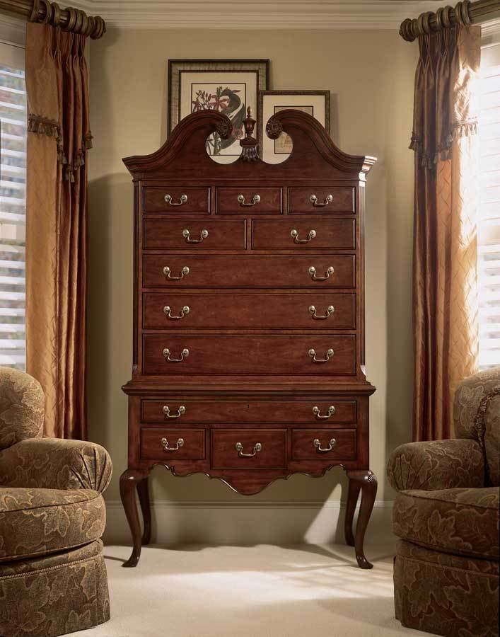 Best American Drew Cherry Grove Sleigh Bedroom Collection B791 304R At Homelement Com With Pictures