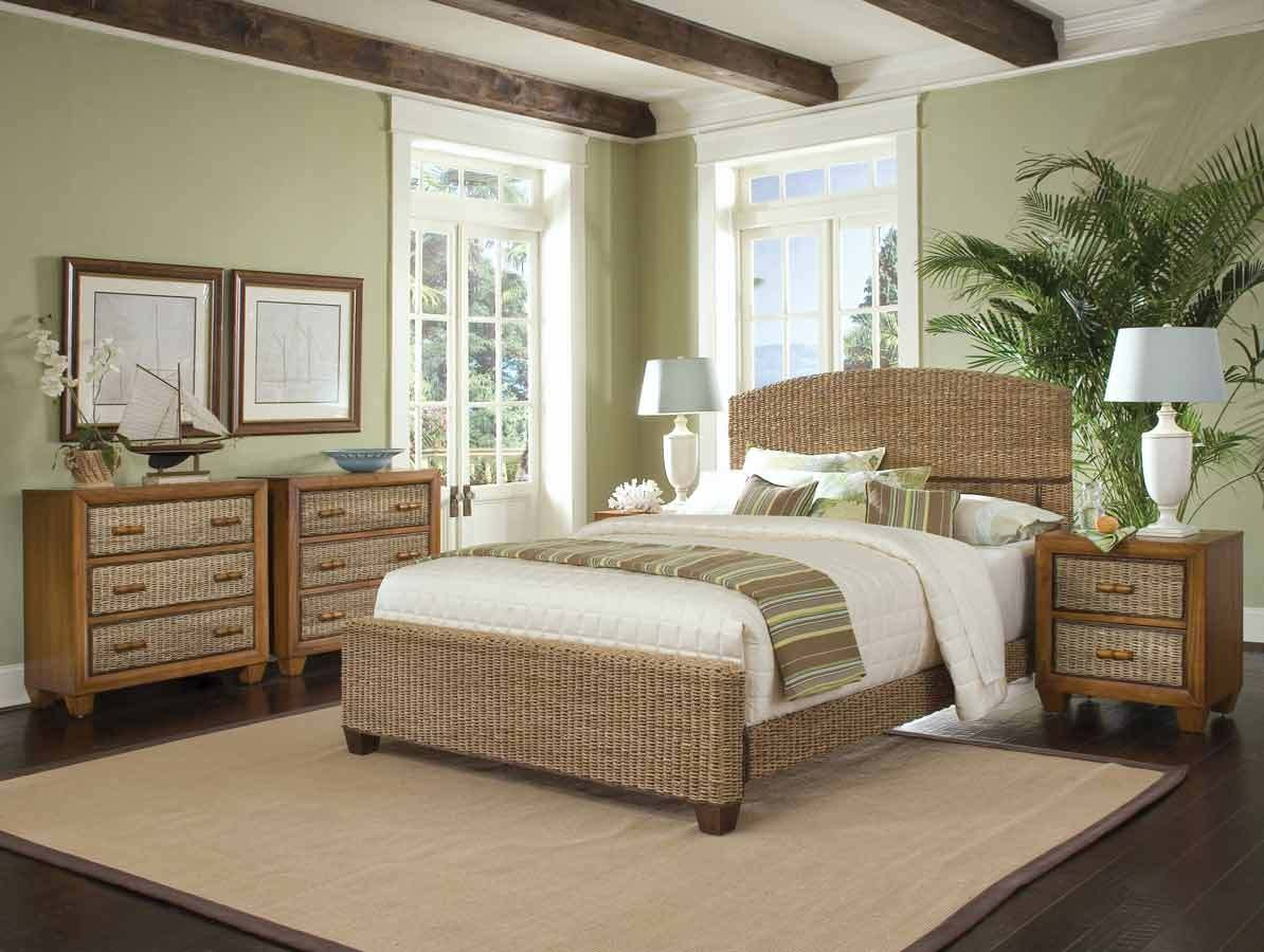 Best Home Styles Cabana Banana Bedroom Collection Honey Oak With Pictures