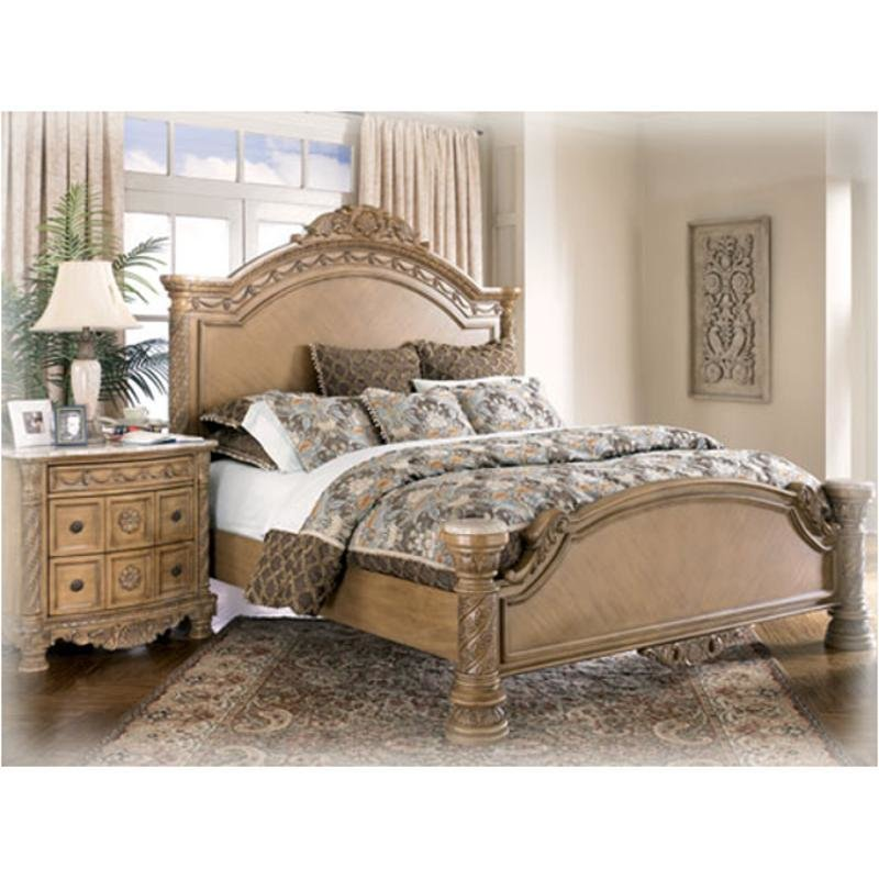 Best B547 158 Ashley Furniture South Coast Bedroom King Panel Bed With Pictures
