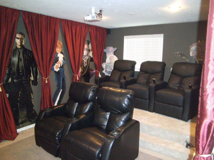 Best Phils Diy Home Theater Pics Home Theater Forum And With Pictures