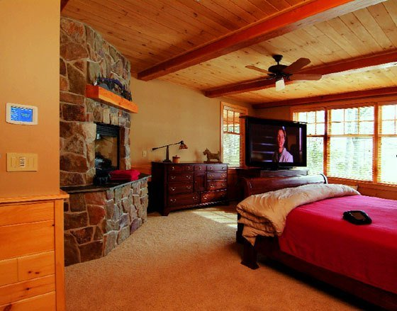 Best 7 Awesome Bedroom Home Theater Setups Hooked Up Installs With Pictures