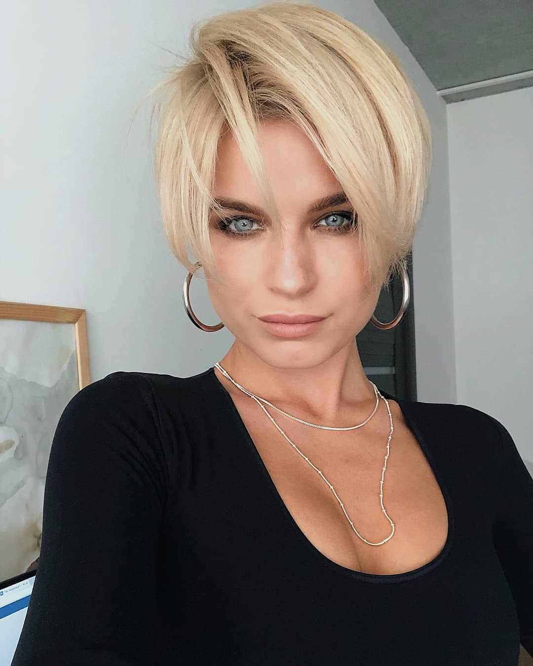 Free Latest Trendy Short Haircuts 2019 » Hairstyle Samples Wallpaper