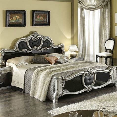 Best Barocco Bedroom Set Finance Available Here With Pictures