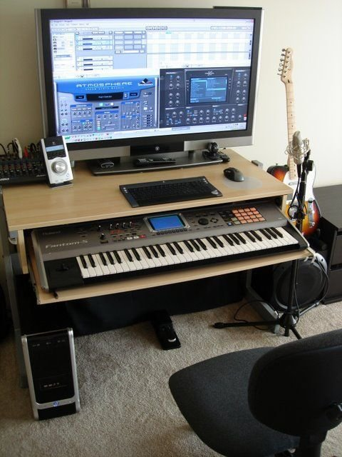 Best 20 Home Recording Studio Setup Ideas To Inspire You With Pictures
