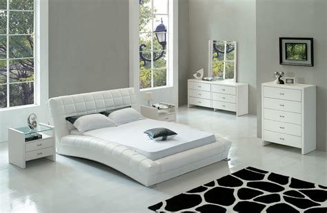 Best Cozy Style Modern White Bedroom Furniture Modern Furniture Ingrid Furniture With Pictures