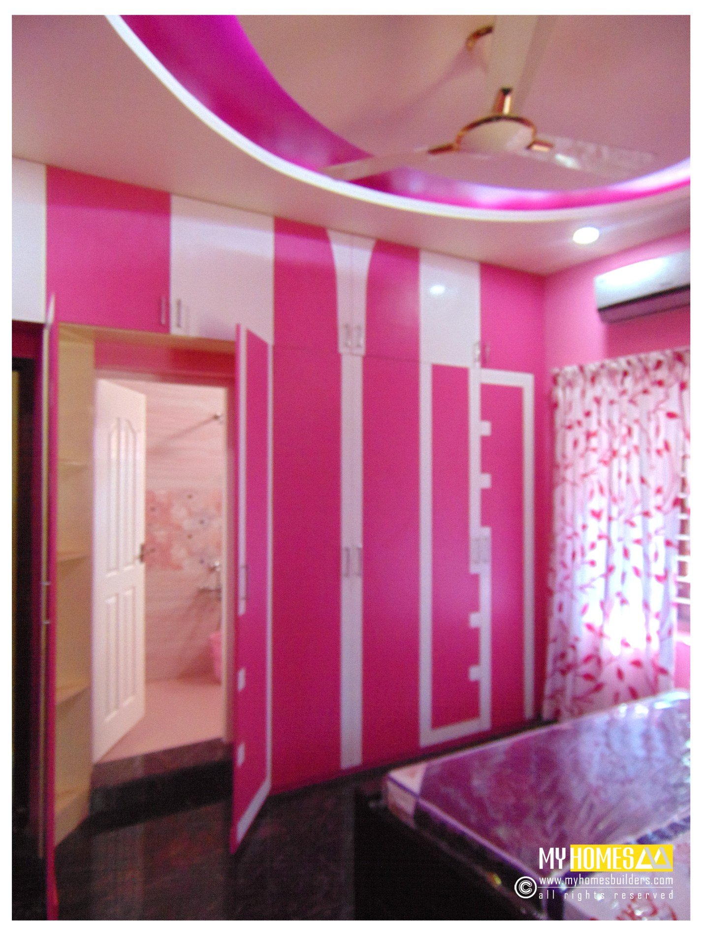 Best Modern Interior Idea For Home Bedroom Designs Kerala India With Pictures