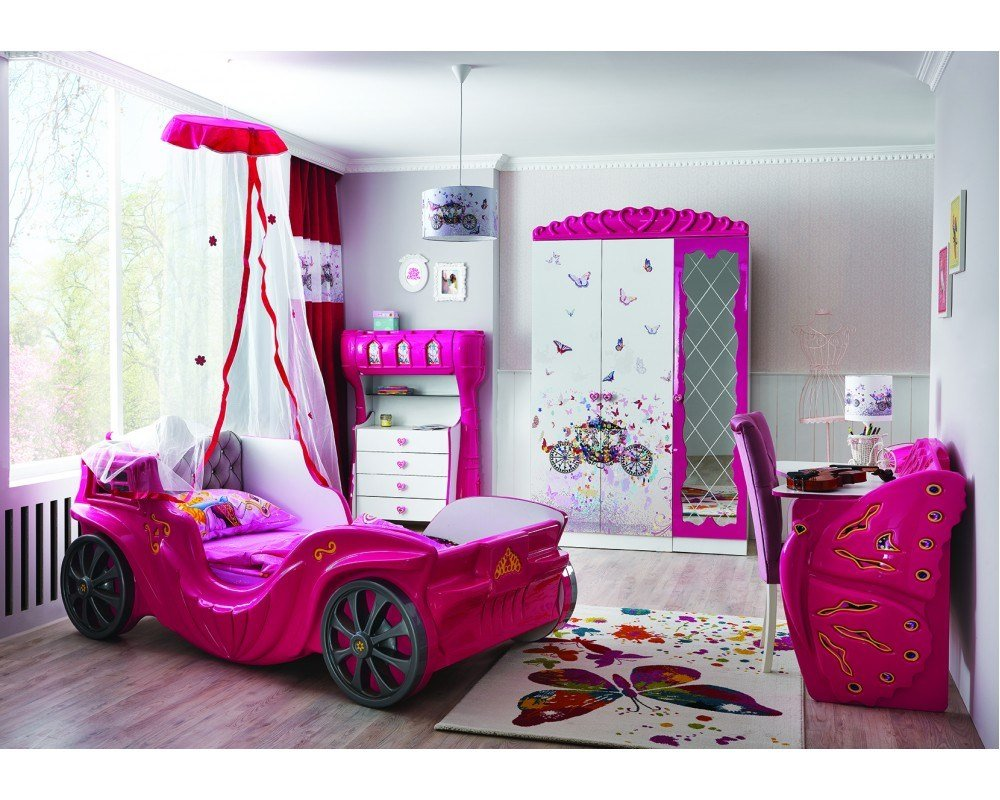 Best Pink Bedroom Set Bedroom Furniture With Pictures