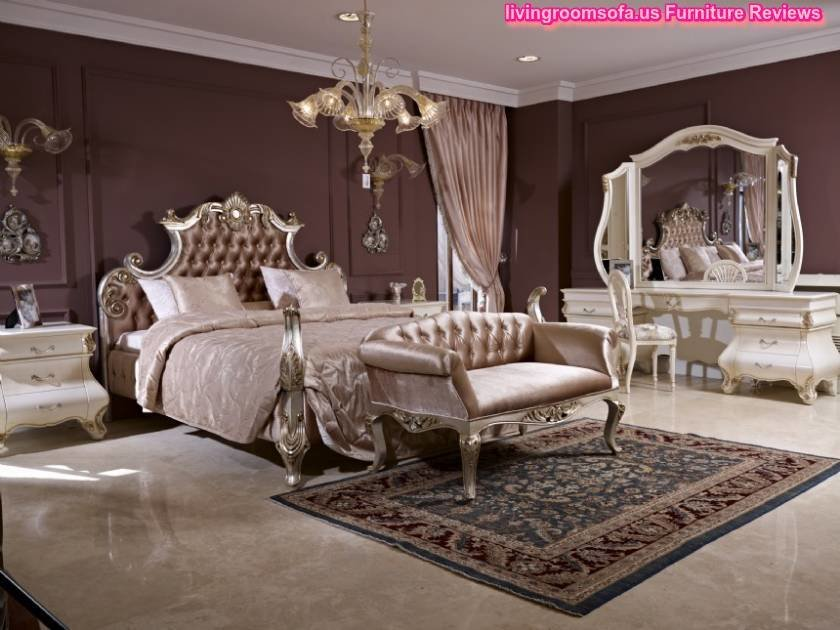Best Silver Classic Bedroom Furniture Designs With Pictures