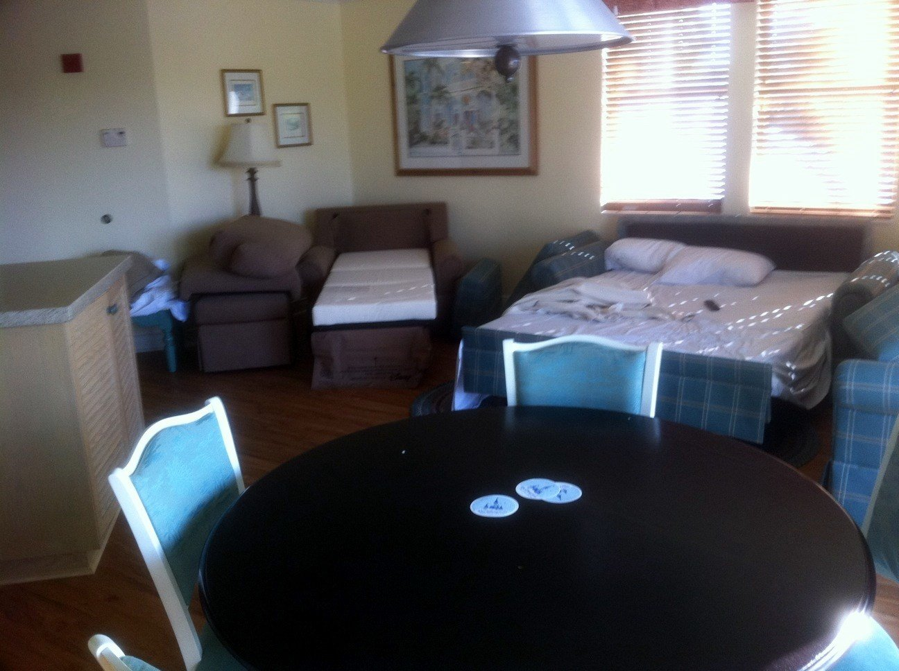 Best The Living Dining Kitchen Space At Disney S Old Key West With Pictures