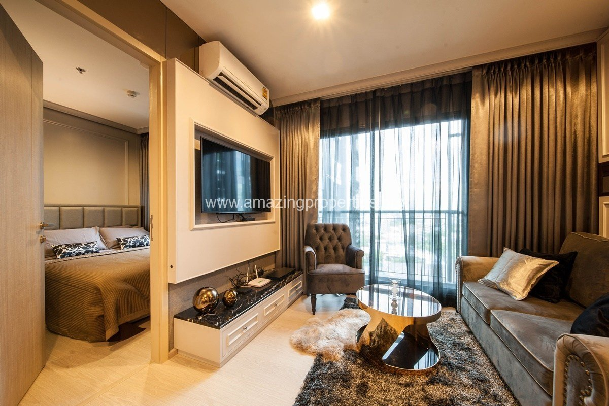 Best Modern 1 Bedroom Condo For Rent At Rhythm 36 – Amazing With Pictures