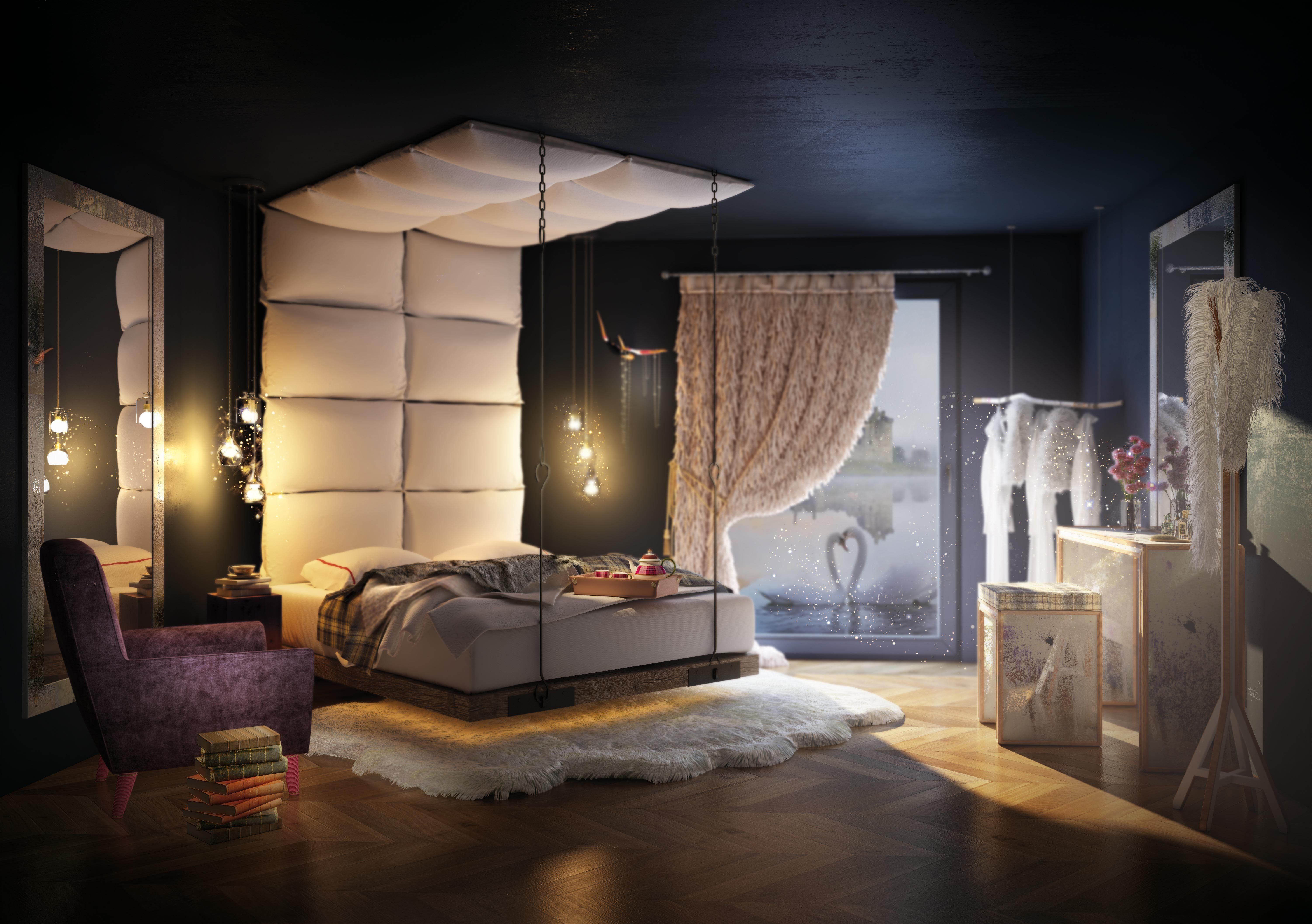 Best Eco Fantasy Bedroom Set London Calling With Pictures