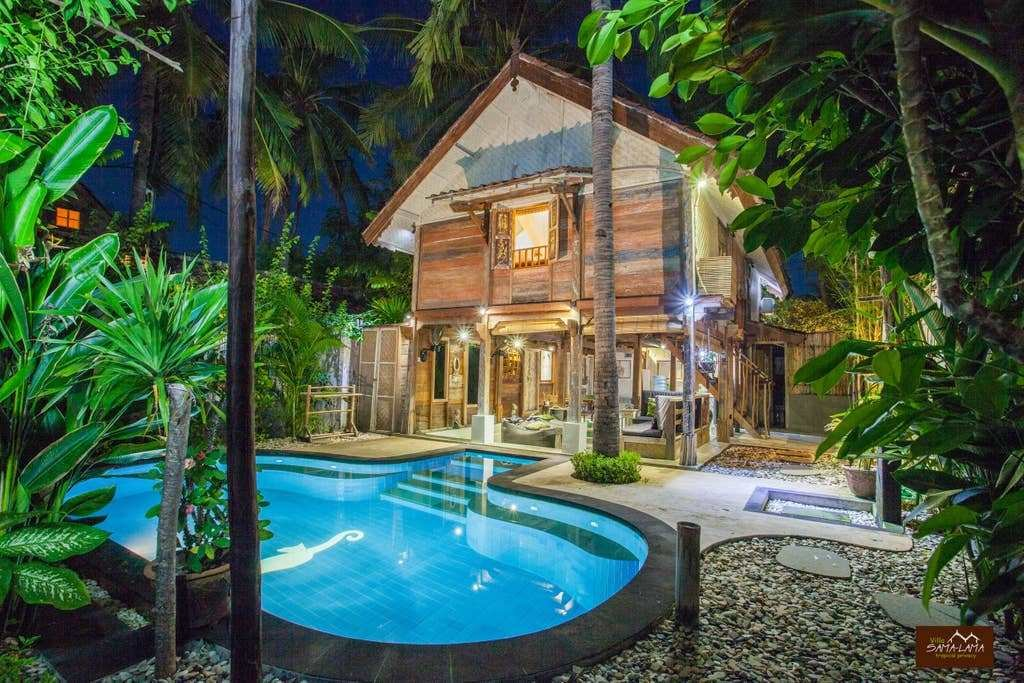 Best Villa Samalama 2 Bedrooms With Pool Gili Trawangan With Pictures