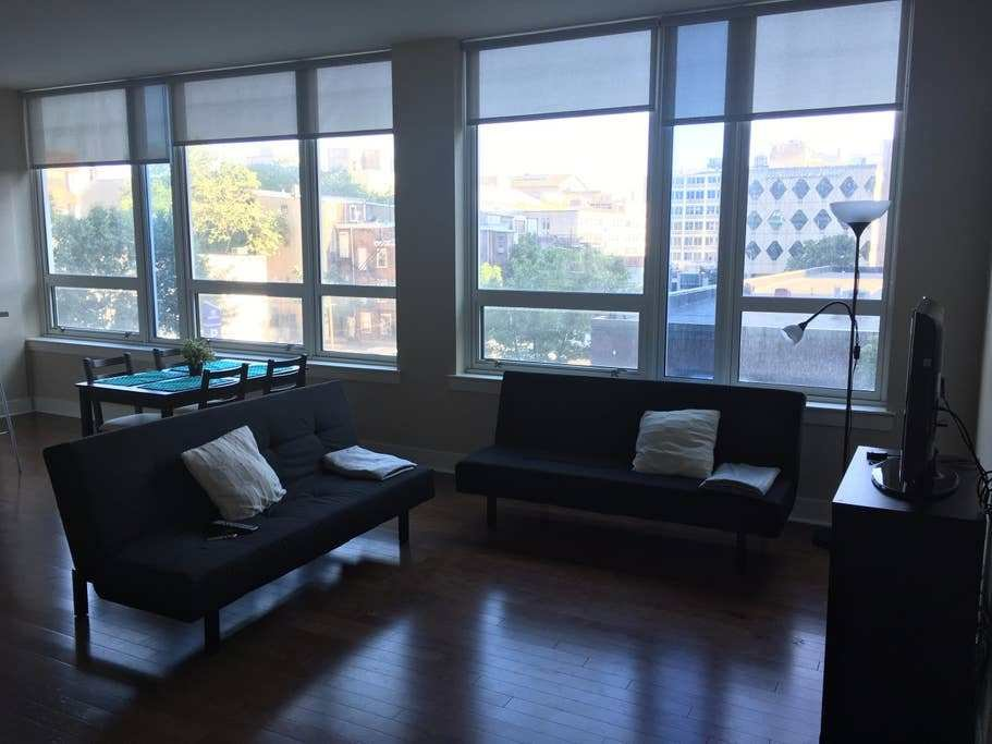 Best 1 Bedroom Apartment Loft In Center City Apartments For With Pictures