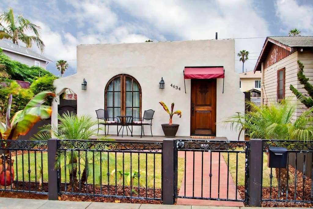 Best Cute Ocean Beach 2 Bedroom House Houses For Rent In San With Pictures