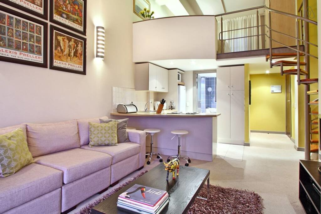 Best Afribode Citi Loft 1 Bedroom In Mutual Heights 911 Apartments For Rent In Cape Town Western With Pictures