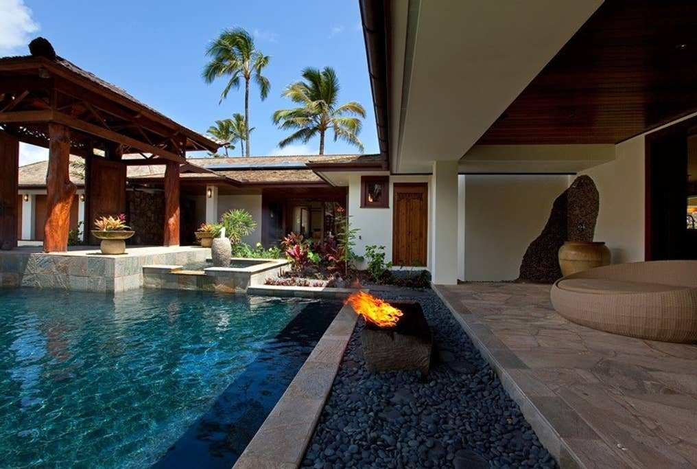 Best Top Luxury Estate N Shore Oahu Houses For Rent In Laie Hawaii United States With Pictures Original 1024 x 768