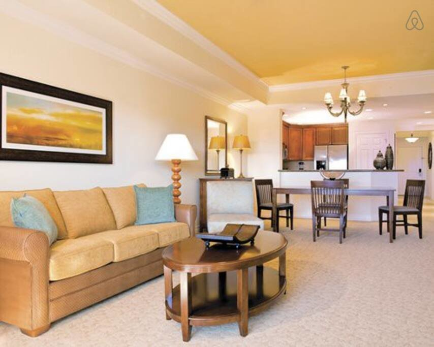 Best 3 Bedroom Suite At Worldmark Orlando Reunion Serviced With Pictures