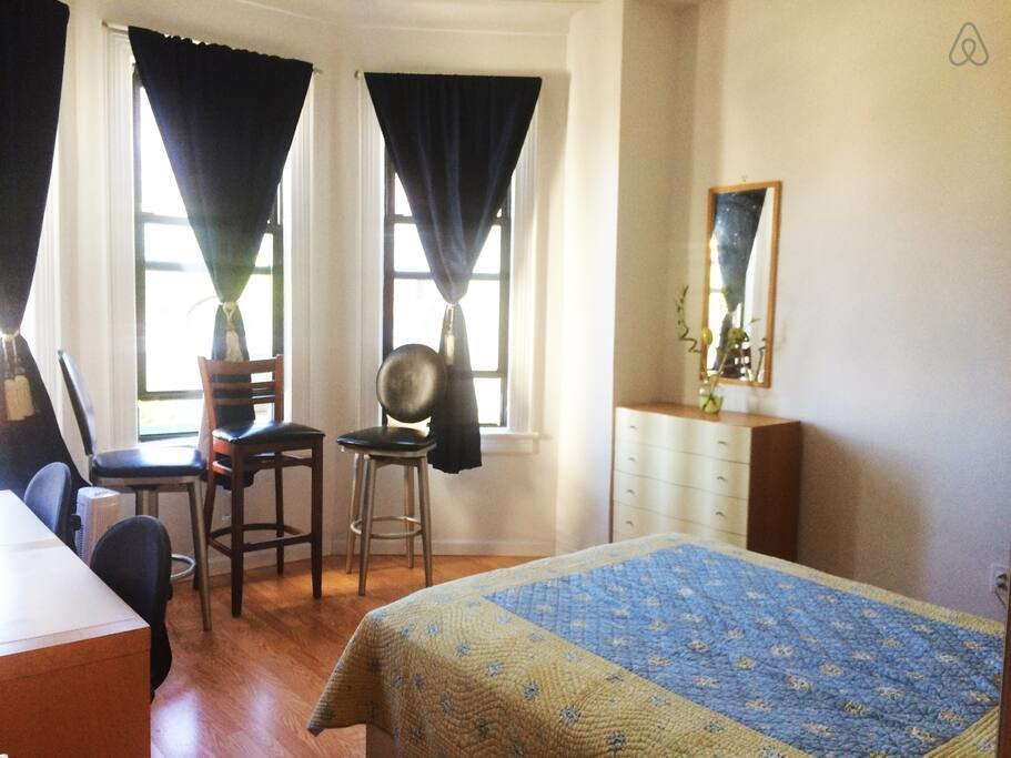Best Bright Clean Bedroom Nice Area Close To Subway Houses With Pictures
