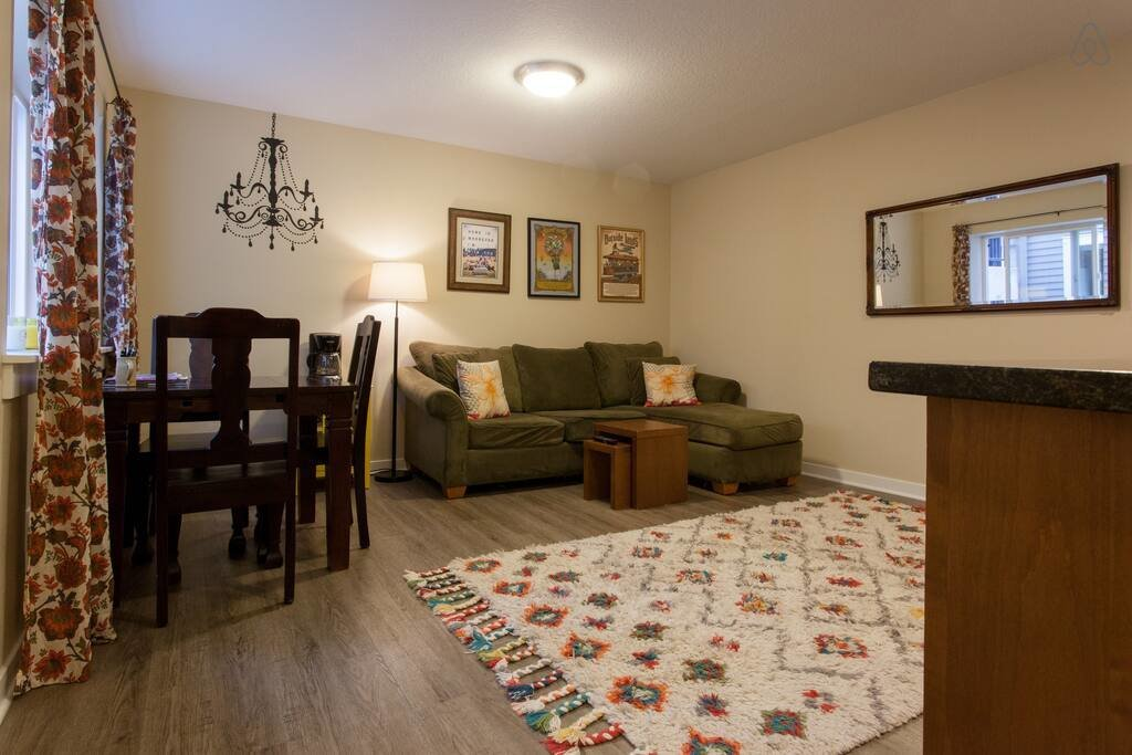 Best Modern Private 1 Bedroom In Ne Portland Apartments For With Pictures