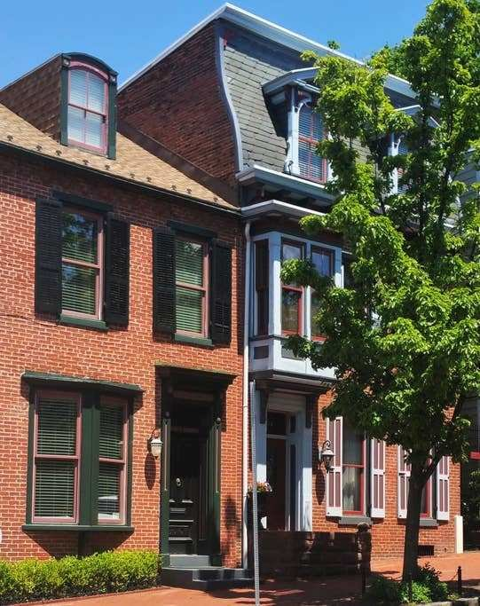 Best Private Townhouse Near Pa Capitol Townhouses For Rent In With Pictures
