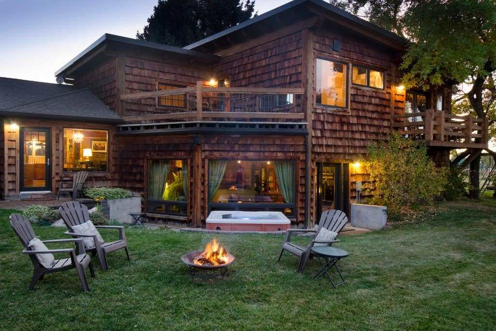 Best Cherry Creek Guest House Minutes From Bozeman Houses For Rent In Bozeman Montana United States With Pictures