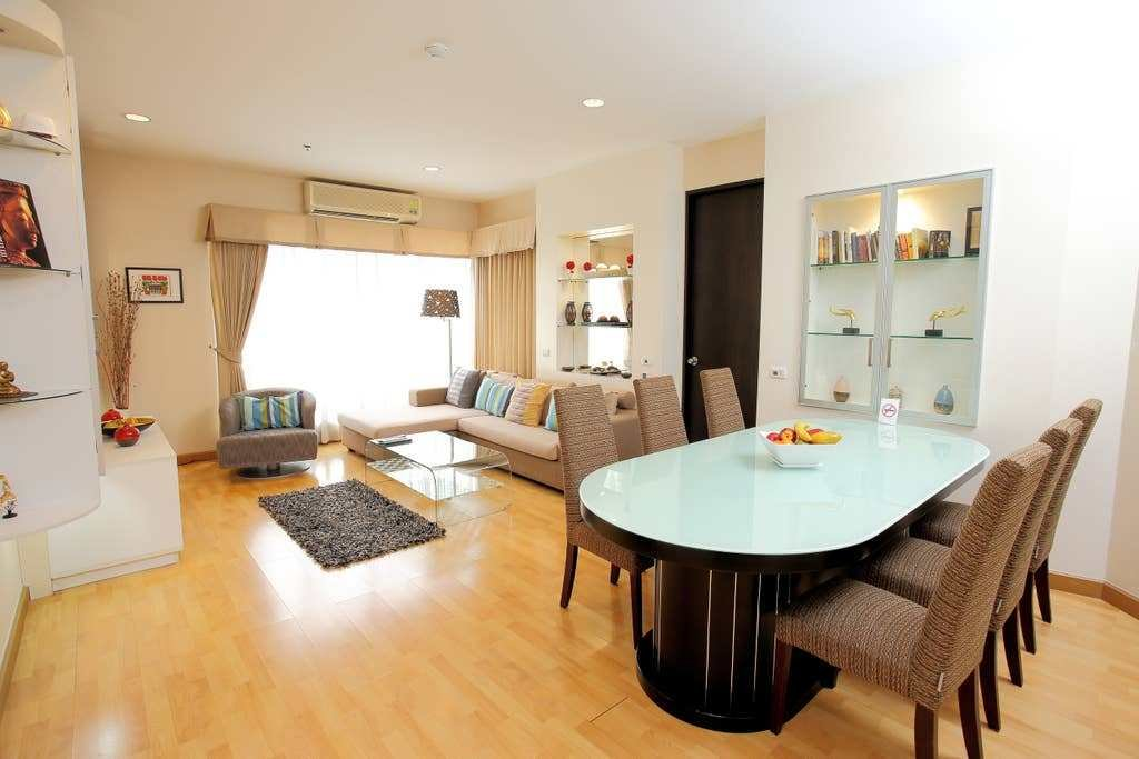 Best Central Bangkok 3 Bedroom Apartment Serviced Apartments With Pictures