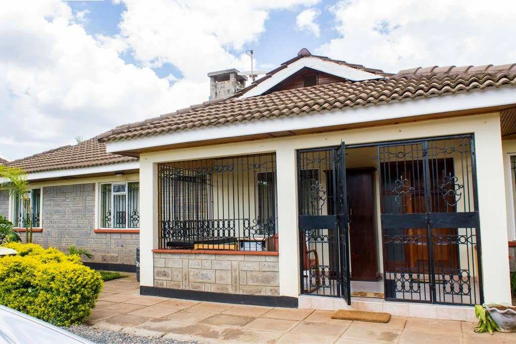 Best Furnished 3Bed Cottage In Karen Houses For Rent In With Pictures