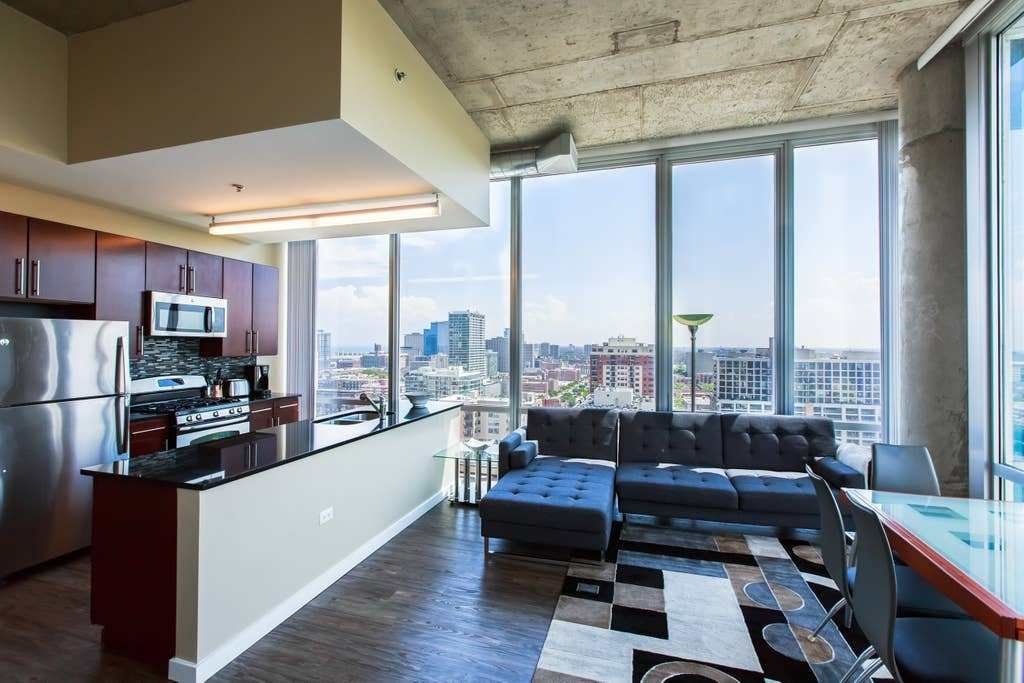 Best 2 Bedroom P*Nth**S* South Loop Downtown Apartments With Pictures