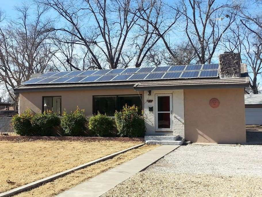 Best Solar Home Near Carlsbad Caverns Bed And Breakfasts For With Pictures