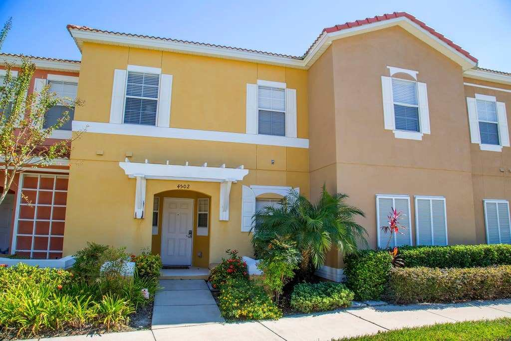 Best Bellavida Resort 3 Bedroom Townhouse Houses For Rent In Kissimmee Florida United States With Pictures